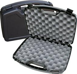 2 Pistol Handgun Hard Case Protective Case up to 8.5-Inch Re