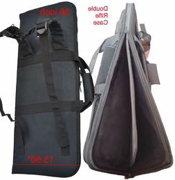 36 Inch Explorer Multiple Gun Soft Floating Rifle Case with
