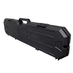 """Condition 1 #759 40"""" Black Hard Rifle Case with Convoluted F"""