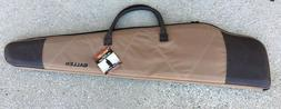 """Allen Company 48"""" Quilted Leather, Canvas Brown/Tan Scoped R"""