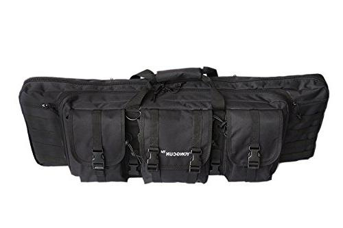 YONGCUN Gun Bag Gun Case Rifle Bag Double Tactical Bag Carbi