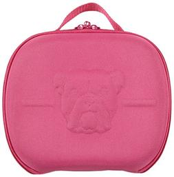 Bulldog Cases Molded Nylon Pistol Case with Handles and Egg