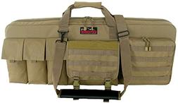 Explorer R46-TAN 46 inch Up to 3 Rifle Case, Tan