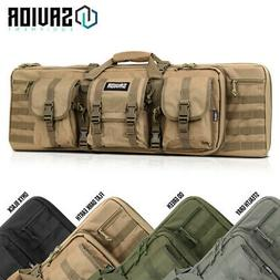 savior equip tactical double rifle bag gun